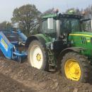 De-stoning potato ground 2019