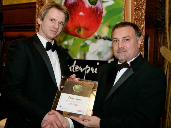 PRESS RELEASE – AWARD WIN NICK TAYLOR OF TC & N TAYLOR LTD